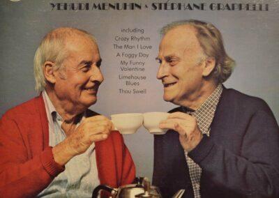 Tea for two - Yehudi Menuhin