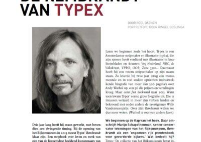 Interview Typex - ZAAL Z